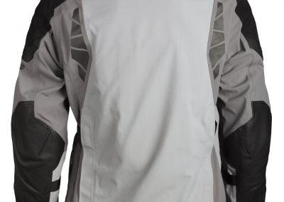 Latitude Jacket_Gray_Back