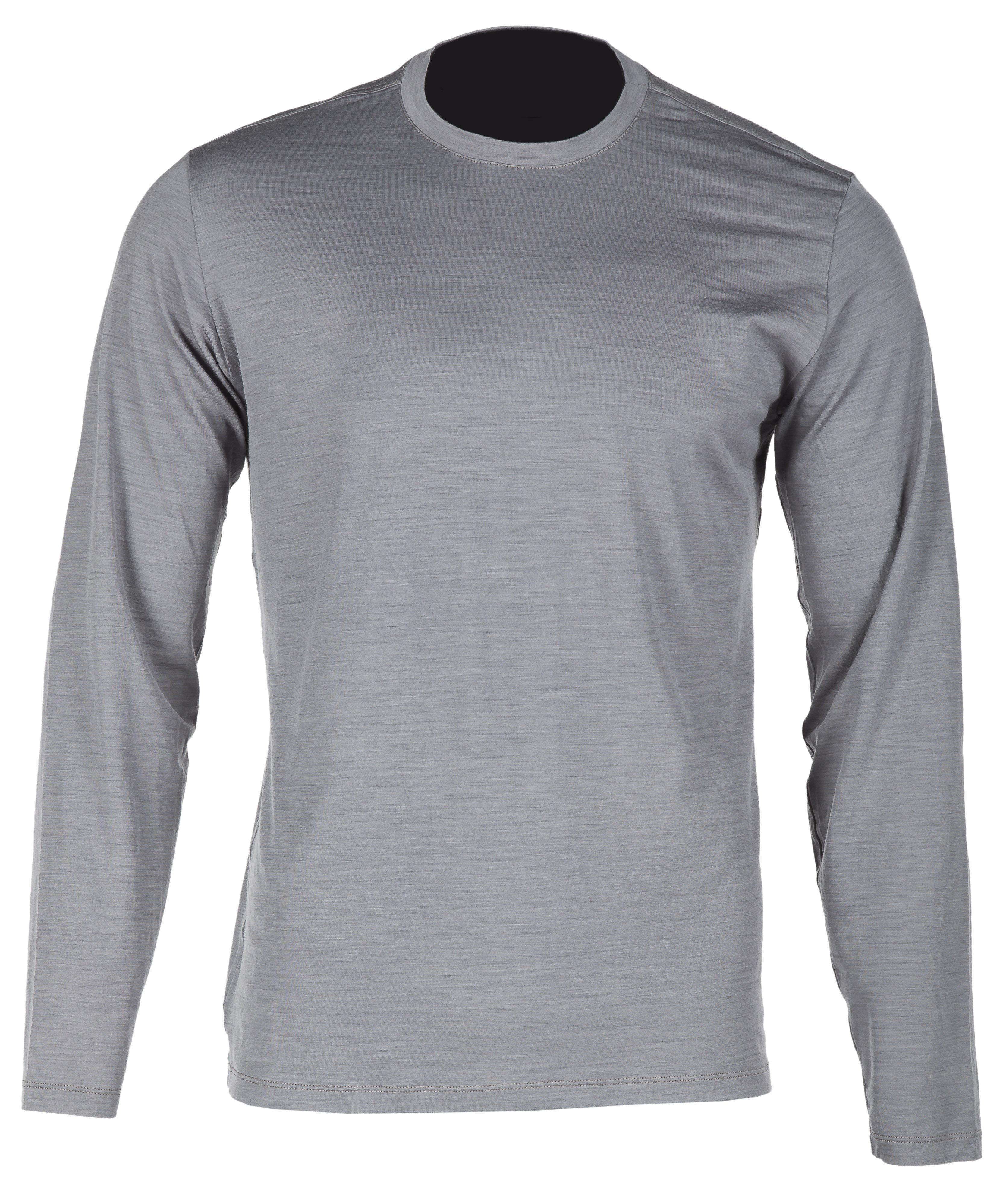 3712-000-600 Teton Merino Wool LS