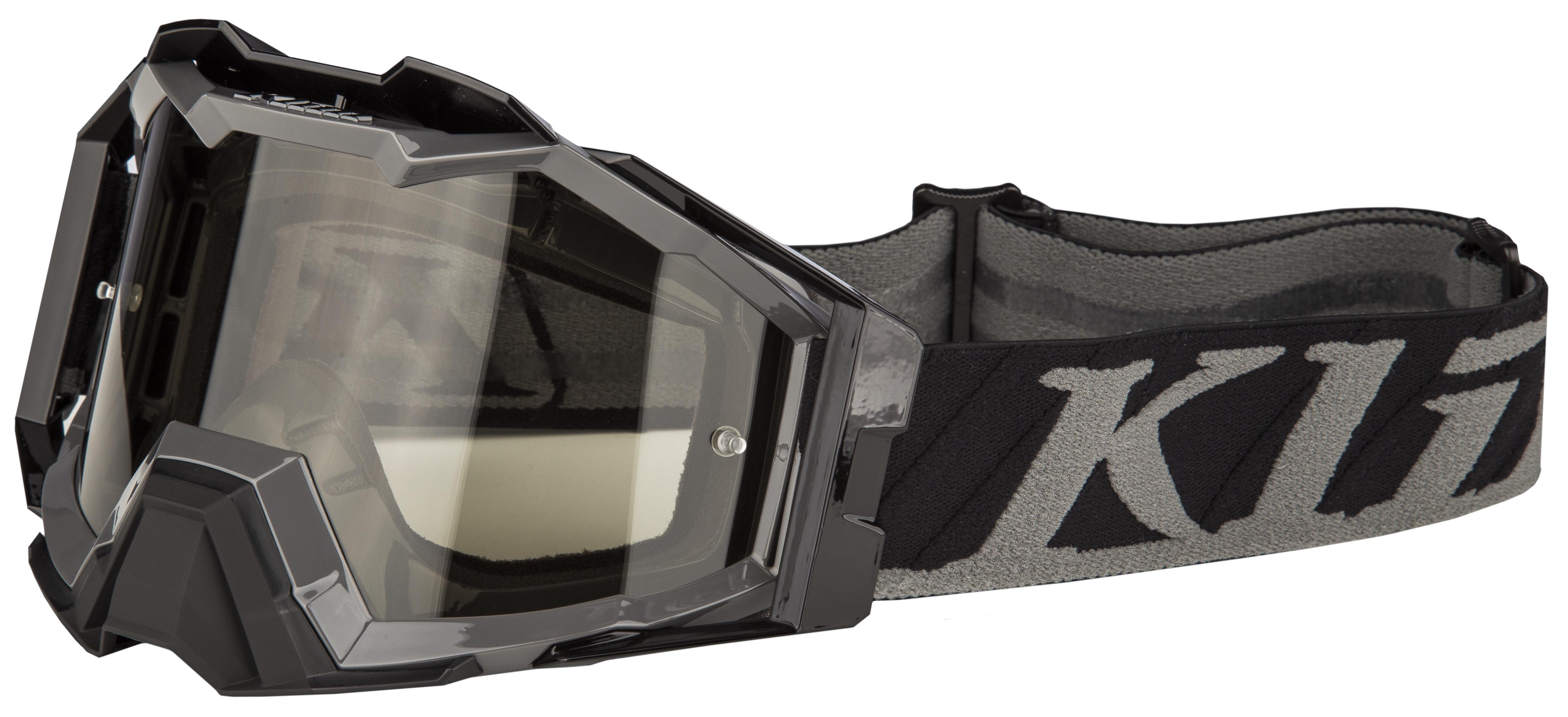 3759-000 Flatline Gray Smoke Lens
